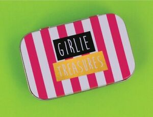 Girlie Treasures Tin From Really Good Great Gift