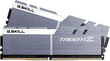 Memoria Ram G.Skill Trident Z F4-3200C14D-16GTZSW 16Gb (2 x 8Gb) DDR4 3200 MHz