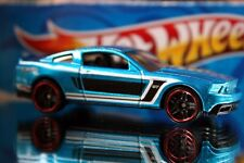 2013 Hot Wheels HW Showroom Muscle Mania Exclusive Ford Mustang GT
