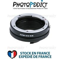 KIPON NIKG RM - Bague d'adaptation objectif Nikon G vers boitier Ricoh M