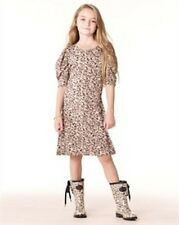 NWT New Juicy Couture Leopard Dress 4T