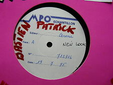 "MAXI 12"" new look sTAGE 722816 italo disco TEST PRESSING"