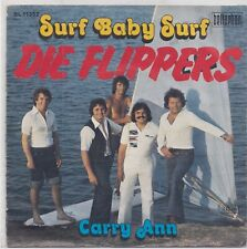 Die Flippers-Surf Baby Surf Vinyl single