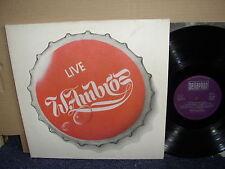 WOLFGANG AMBROS – WOLFGANG AMBROS LIVE! Bellaphon '79 2LP Austrian FOLK ROCK EX