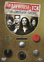 Warehouse 13 Saisons 1 Pour 5 Complet Collection DVD Neuf DVD (8300570)