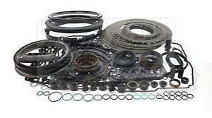 Fits Chevy Cruze Terrain 6T40 6T45 Transmission Less Steel Rebuild Kit 08-On