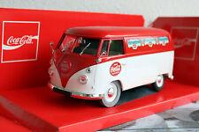 VW, Bus Transporter, T1, Solido 1:18, Bulli, Coca Cola Werbemodell, very rare,
