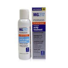 MG217 Psoriasis Therapeutic Scalp Treatment Maximum Strength 4 Oz