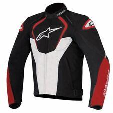 Blousons noirs textiles taille L pour motocyclette