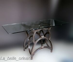 EARLY 1870s INDUSTRIAL REVOLUTION CONSOLE TABLE / CENTER TABLE/ BAR. L@@k!!!