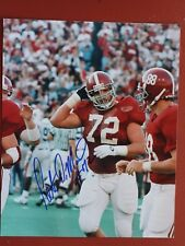 New listing PETE DiMARIO SIGNED ALABAMA FOOTBALL 8X10 PHOTO - MAKE AN OFFER!!