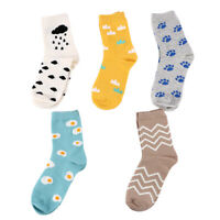 Comfortable Women Winter Socks Christmas Warm Wool Ankle-High Socks Casual Thick