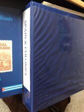 Spain Huge Accumulation Stamps Must See Binder NR