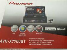 """Unidad principal Pioneer AVH-X7700BT 7"""" pantalla"""