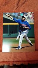 ALEX FAEDO FLORIDA GATORS SIGNED 8X10 PHOTO W/COA #1