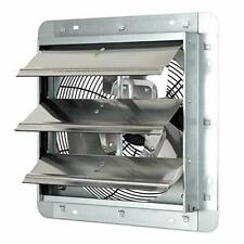 Iliving Ilg8sf12v 12 Wall Mounted Exhaust Fan Automatic Shutter Variable