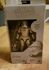 "Star Wars Black Series Carbonized First Order Jet Trooper #99- 6"" Figure Walmart"