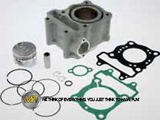 PER Honda SH 125 4T-2V 2001 01 CILINDRO ALLUMINIO D. 58 DR 152,7 cc TRASFORMAZIO