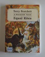 Equal Rites: by Terry Pratchett - MP3CD - Unabridged Audiobook