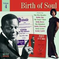 BIRTH OF SOUL VOLUME 4 Various Artists NEW & SEALED NORTHERN SOUL CD (KENT) 60s