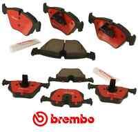 Genuine Brembo Premium Ceramic Brake Pads (Front & Rear) BMW M3 E46  Z4 M 3.2L