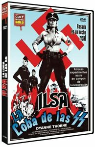 ILSA SHE WOLF OF THE SS..DVD..Uncut Version..