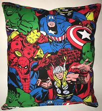 Marvel Pillow Hulk , Iron man , Captain America ,Spider-Man , Avengers Pillow