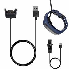 USB Charging Cable For Garmin Vivosmart HR Band Bracelet Wristband Charger Lead