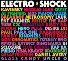 CD de musique compilation pour Electro sur album