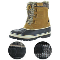 Revelstoke Men's Selkirk Rubber Duck Toe Winter Snow Boots