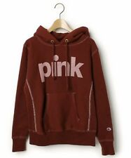 "COMME des GARCONS JUNYA WATANABE MAN x Champion ""Pink"" Hoodie Reverse weave S/M"