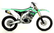 Terminale Off-Road Race-Tech con fondello Arrow Kawasaki KX 450 F 2012>2013