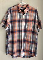 Men's American Eagle Outfitters Seriously Soft Short Sleeve Shirt Plaid