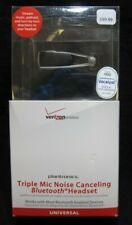 NEW Plantronics Savor M1100 Black Ear Hook Bluetooth Wireless Headsets - Verizon