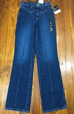 Rockies Authentic Relaxed Fit Bootcut Cowgirl Jeans  Womens Size 26 / 3 Long NEW
