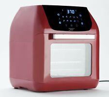 PowerXl 10-in-1 1500W 6-qt Pro Xlt Air Fryer Oven w/ 00004000  Rotisserie