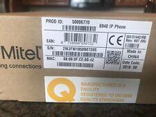 NEW Mitel 6940 IP Phone NEW In Box (50006770)