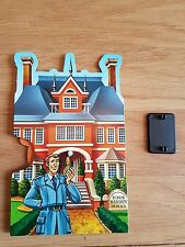 Cluedo Mysteries Spare Replacement Character Wheel Dr Black Tudor Mansion (18)