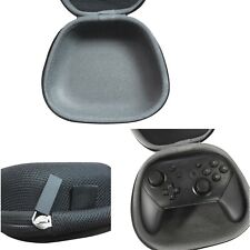 Black EVA Pouch Slim Carry Hard Case Bag Skin For Nintendo Switch Pro Controller