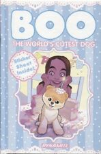 BOO WORLDS CUTEST DOG WALK IN THE PARK HC DYNAMITE ENTERTAINMENT NEW/UNREAD
