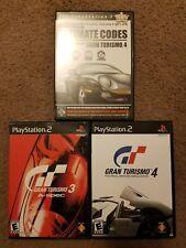 Gran Turismo Bundle ( 3 & 4 ) (Sony PlayStation 2)