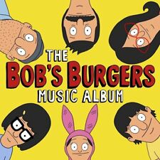 "Bob's Burgers - The Bob's Burgers Music Album (NEW 3 x 12"" VINYL LP + 7"")"