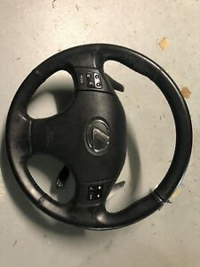 Lexus is250 steering wheel leather