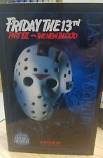 "Friday the 13th Jason Voorhees 12"" Sideshow Exclusive Part 7 New Blood - SEALED"