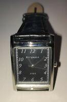 BERGMANN 1920 Herren  Armbanduhr / Uhr mit Quarzwerk / Kroko -watch.ag