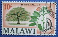 1966 MALAWI 10S SCOTT# 50 S.G.# 261 USED                                 CS08979
