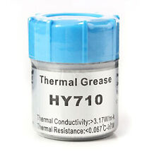 20g Silver Thermal Grease Paste Compound Chipset Cooling For CPU GPU HY710