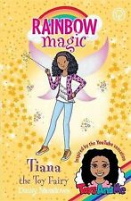 Tiana the Toy Fairy: Toys AndMe Special Edition (Rainbow Magic) NEW BOOK
