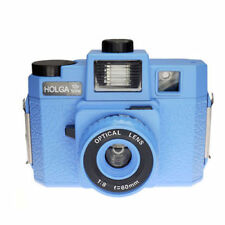 New BLUE Holga 120GCFN 120 GCFN lomo camera (6x6 incld.) Medium Format Film