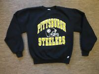 VINTAGE PITTSBURGHSTEELERS SWEATER M MADE IN USA